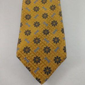 Robert Talbott Studio men's silk tie